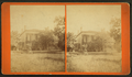 Back view of J. C. Buxton's home in Springfield, from Robert N. Dennis collection of stereoscopic views.png