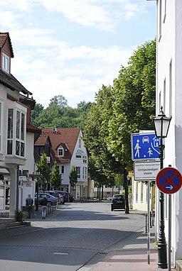 Brunnenstraße in Bad Soden am Taunus