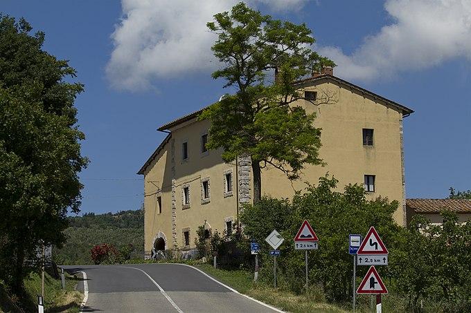 Bagno Vignoni, Castiglione d'Orcia, Province of Siena, Tuscany, Italy - panoramio
