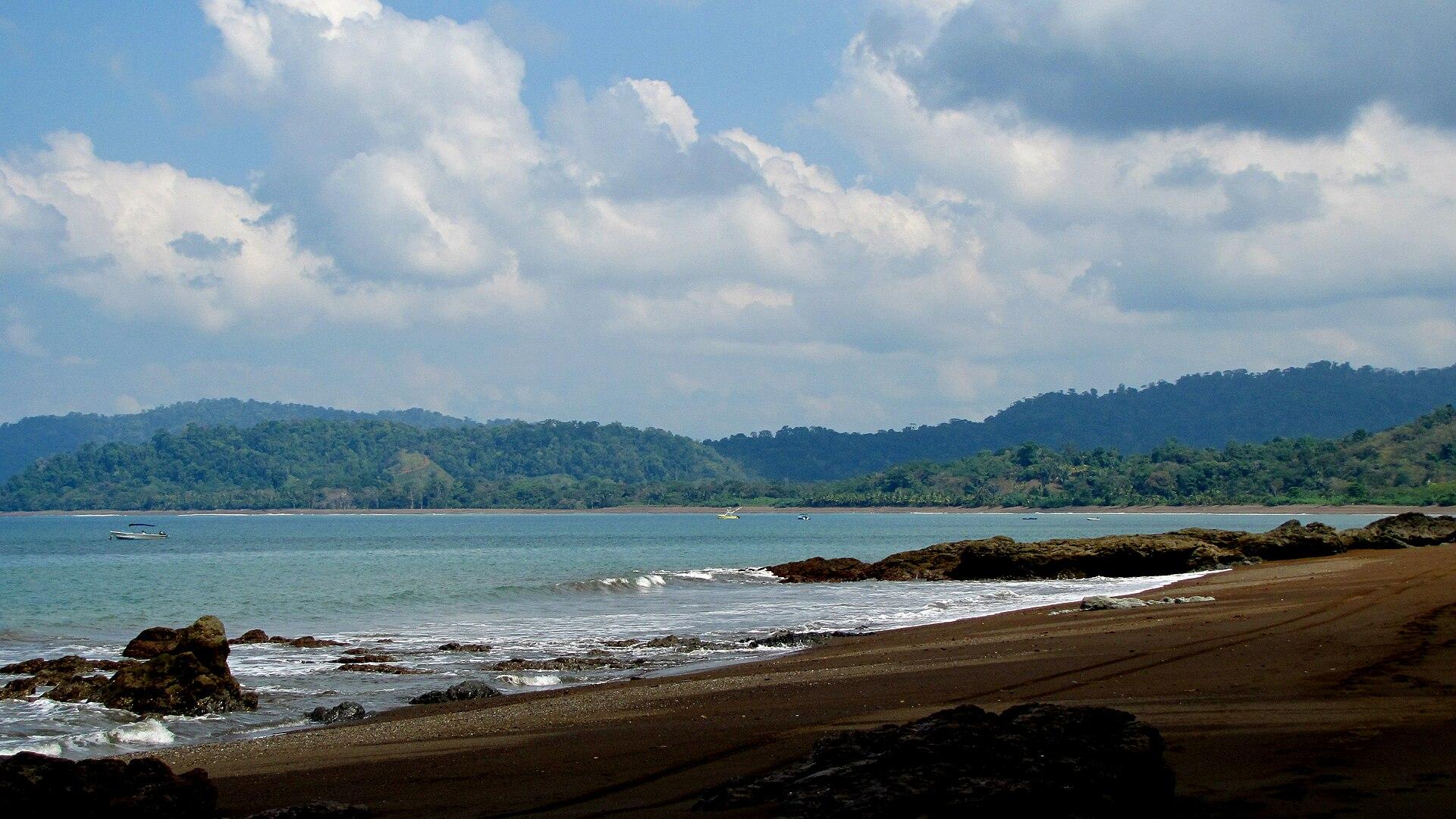 4X4 Off Road >> Bahía Drake - Wikipedia