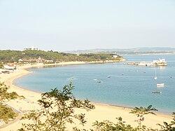 Bahía de Santandé (La Magdalena, Isla de la Torre y playas).JPG