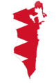 Bahrain Island flag map.png