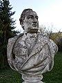 Bajor Gizi Actors' Museum. Bust of Zsigmond Szentpétery by Adolf Huszár. - Budapest.JPG