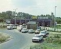 Balassagyarmat 1975, Régimalom utca 2., AFIT Szervíz. - Fortepan 99398.jpg