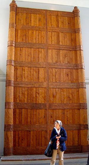 Balawat Gates - Image: Balawat Gates