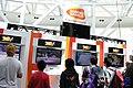 Bandai Namco Entertainment booth in Anime Expo 20150704.jpg