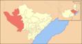 Baniari de Kilo locator map.png
