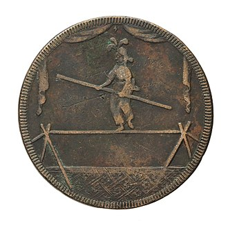 S Bannister - A ticket token for Bannister's shows