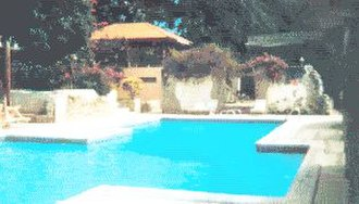 Coamo, Puerto Rico - Hot Springs of Coamo   (Los Baños de Coamo)
