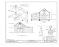Banta House and Barn, Howland Avenue, Paramus, Bergen County, NJ HABS NJ,2-PARA,3- (sheet 7 of 4).png