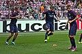 Barça - Napoli - 20140806 - Echauffement.jpg