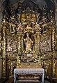 Barcelona Cathedral Interior - Chapel of saint Pacian and saint Francis Xavier by Joan Roig, and Joan Moxí.jpg