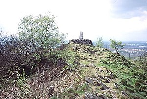 Bardon Hill - Image: Bardon Hill geograph.org.uk 681852