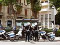 Bari - Vigili motociclisti sul Lungomare.jpg