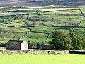 Barn above Low Row - geograph.org.uk - 69173.jpg