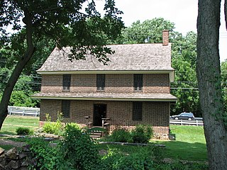 Barns-Brinton House United States historic place
