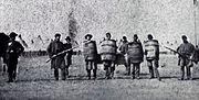 Barrel Shirt Punishment