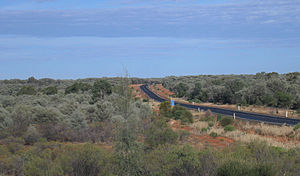 Barrier Highway near Cobar