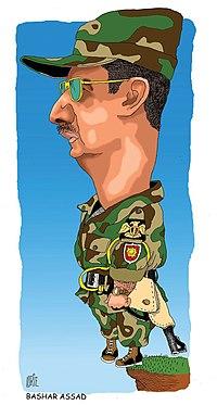 Bashar al-Assad by Ranan Lurie.jpg