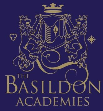 Basildon - The logo of the Basildon Academies