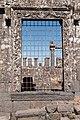 Basilica Complex, Qanawat (قنوات), Syria - West part- central doorway on west façade - PHBZ024 2016 3551 - Dumbarton Oaks.jpg