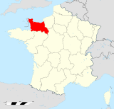 Basse-Normandie region locator map.svg