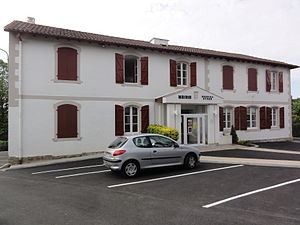 Bassussarry - Image: Bassussarry mairie