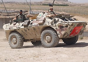 ABC-79M - TABC-79 in Afghanistan