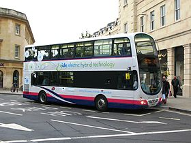 Bath First 39000 LJ07ECE hybrid bus.jpg