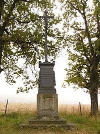 Batalha de Domstadtl memorial.jpg