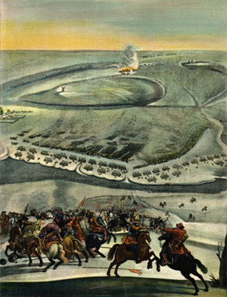 Battle of Gołąb - Image: Battle of Gołąb