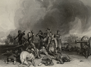 Battle of Hopton Heath - Image: Battle of Hopton Heath