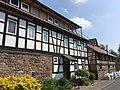 Bauernhof, Hauptstraße, Reichenbach, nahe Unterwellenborn, Thüringen, Deutschland 04.jpg
