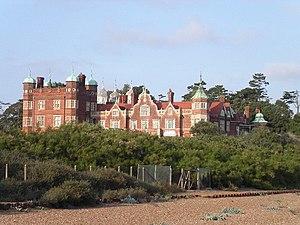 Radar in World War II - Bawdsey Manor