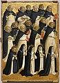 Beato angelico, cristo glorificato nella corte del paradiso, 1423-24, da s. domenico, fiesole 02.jpg