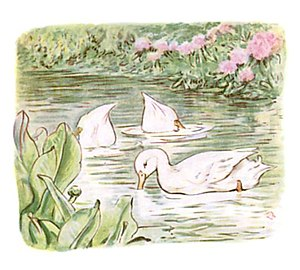 Beatrix Potter - The Tale of Tom Kitten - Illustration from p 84.jpg