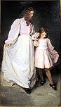 Beaux, Cecilia - Dorothea and Francesca -1898.jpg