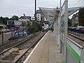 Beckenham Junction tramstop look to buffers.JPG