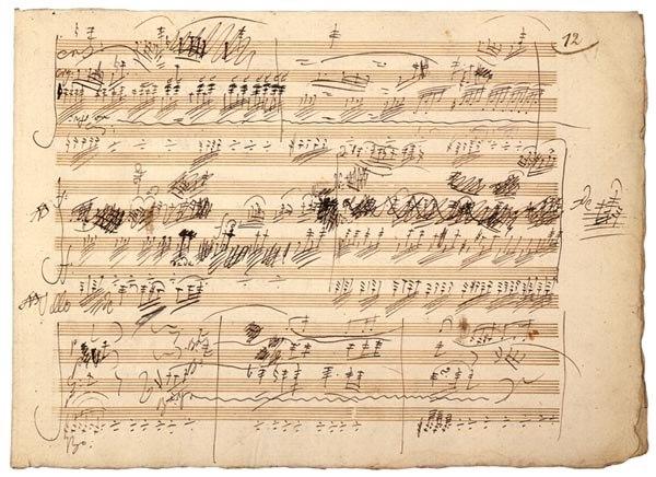 BeethovenGhostManuscript