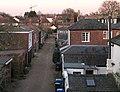 Behind Newmarket Road - geograph.org.uk - 1211649.jpg