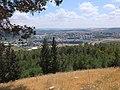 Beit Shemesh as seen from Zorah.jpg
