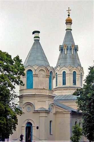Maladzyechna - Church of the Holy Virgin