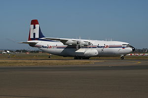 HeavyLift Cargo Airlines - Heavylift's Belfast is registered in the Philippines as RP-C8020