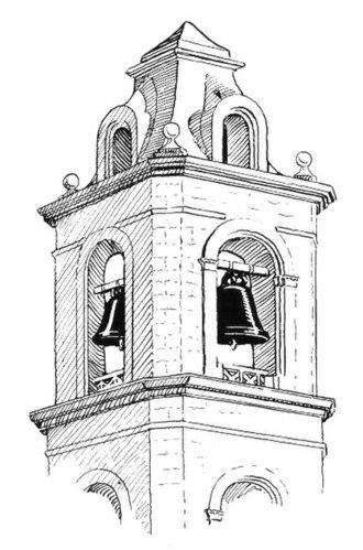 Belfry (architecture) - Belfry