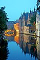 Belgium-5883 - Canal behind the Town Hall (13639818733).jpg
