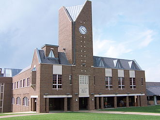 Bellarmine University - The W.L. Lyons Brown Library, home of the Thomas Merton Center