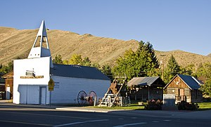 National Register of Historic Places listings in Blaine County, Idaho