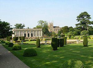 Jeffry Wyatville - Image: Belton Garden