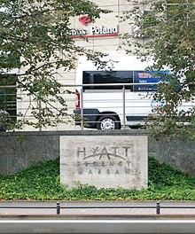 Warschau  Sterne Hotel