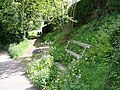 Bench and Bins in Oughtibridge - geograph.org.uk - 862289.jpg